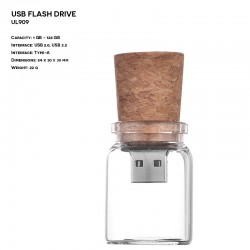 Leather ER PENDANT UL572 Pendrive (P.UL572)