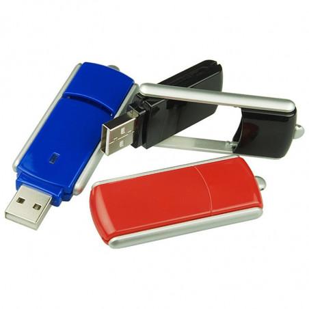 Pendrive ER SLIM CLASSIC CCS283 USB 3.0 MICRO USB Plastikowo - Metalowy (P.CCS283.UMBU3A)