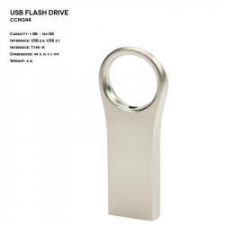 Plastic - Metal ER SLIM SLIDER SRS202 Pendrive (P.SRS202)