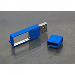 Pendrive ER CLASSIC CC1110 Plastikowo - Szklany