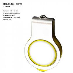 Pendrive ER CLASSIC CC110 Plastikowo - Szklany (P.CC110)