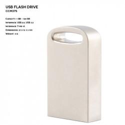Pendrive GOODRAM ART LEATHER UAL3 USB 3.0 Skórzany (P.CC5UAL3.GR.U30)