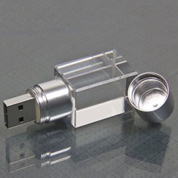 Plastic - Metal CLASSIC Pendrive P.CC201