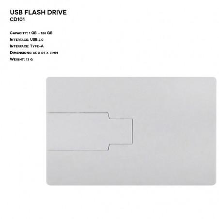 Metal ER CLASSIC CC335 Pendrive (P.CC335)