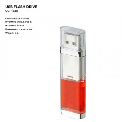 Pendrive ER CLASSIC CCP153A Plastikowy