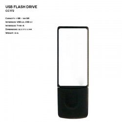 Pendrive ER KARTA CD011 Plastikowy (P.CD011)