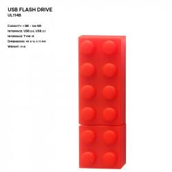 Plastic ER CUBE UL025 Pendrive (P.UL025)