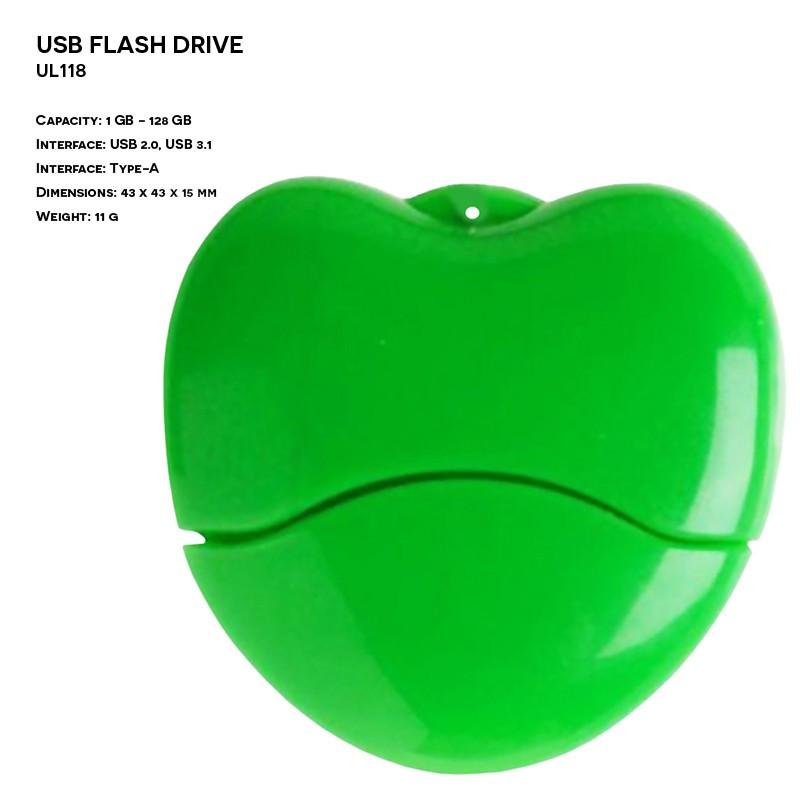 Pendrive ER SCYZORYK UL142 Plastikowy (P.UL142)