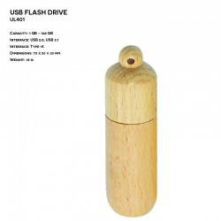 Wooden ER CAPSULE UL401...