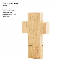 Wooden ER CRUCIFIX UL404...