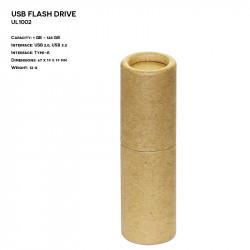 Cardboard ER TUBE ULE1002...
