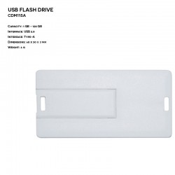 Plastic ER CARD CDM115A...