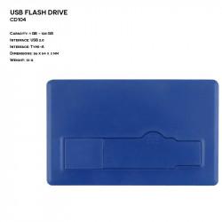 Plastic ER CARD CD104 Pendrive