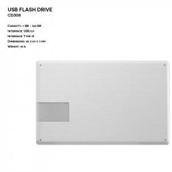 Metal ER CARD CD308 Pendrive