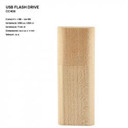 Wooden ER CLASSIC CC408...